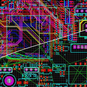 Proteus PCB设计